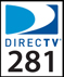 Direct TV logo ch281